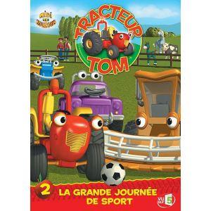 Tracteur Tom - Volume 2 : La grande journee des sports