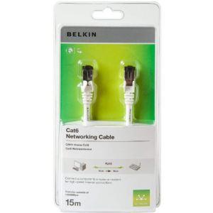 Belkin A3L791CP15M-HS - Câble réseau RJ45 Cat.5e UTP 15 m
