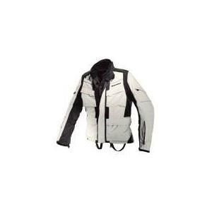 Spidi Venture (blanc) - Blouson de moto textile waterproof pour homme