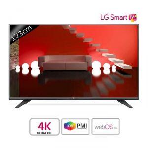 LG 49UF685V - Téléviseur LED 123 cm 4K Smart TV LED