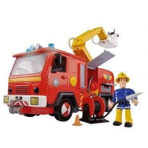Smoby Camion de pompiers Sam Le Pompier