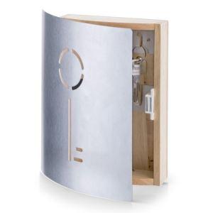 Armoire à clé bois et métal