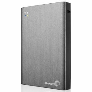 "Seagate STCK1000200 - Disque dur externe Wireless Plus 1 To 2.5"" USB 3.0 WiFi"