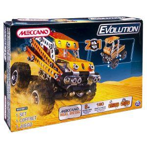 Meccano 6026719 - Evolution : Tout-terrain