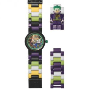 Lego 740443 - Montre pour enfant Super Heroes The Joker