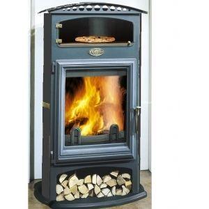 Godin 364105 - Poêle à bois Brulhaut 15 kw