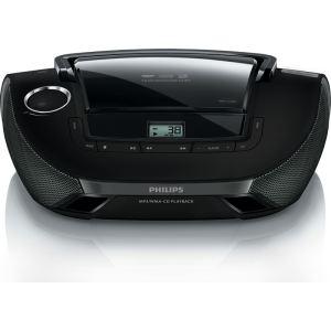 Philips AZ1837/12 - Lecteur de CD-MP3, radio avec port USB