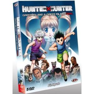 Coffret Hunter X Hunter - Greed Island + Greed Island Final