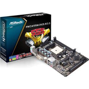 Asrock FM2A55M-DGS - Carte mère AMD Socket FM2