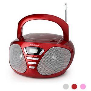 Audiosonic CD-1569 - Lecteur radio CD stéréo