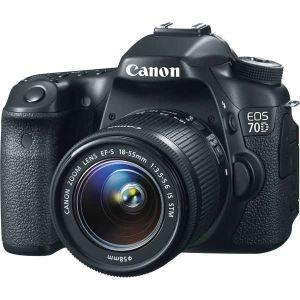 Canon EOS 70D (avec objectif 18-55mm)