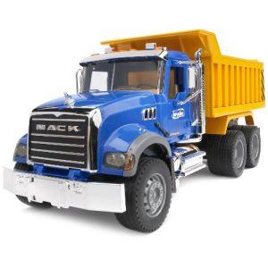 Bruder Toys Camion benne Mack Granite
