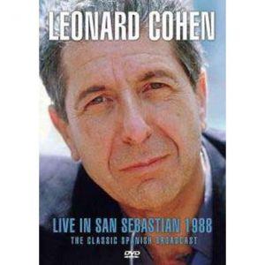 Leonard Cohen - Live in San Sebastian 1988