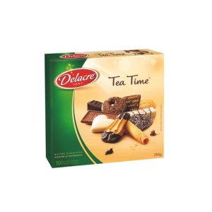 Delacre Tea Time - Assortiment de gâteaux (250g)