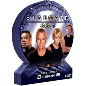 Stargate SG-1 - L'intégrale de saison 8