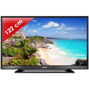 Grundig 48VLE5421BG - Téléviseur LED 122 cm