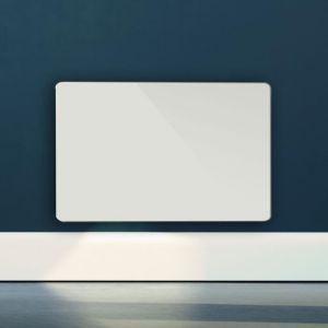 panneau rayonnant horizontal cocoon 39 en verre 1500 watts. Black Bedroom Furniture Sets. Home Design Ideas