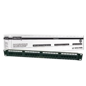 "Digitus DN-91648U - Commutateur réseau CAT 6 UTP 19"" patch panel"