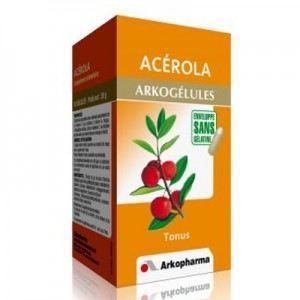 Arkopharma Arkogelules Acérola - Tonus