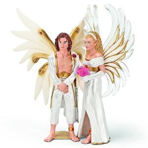Schleich Figurine Sireel et Solfur