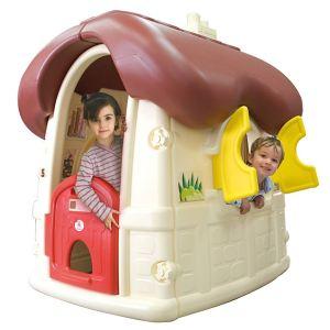 Injusa Maison enfant Chocolat Cottage