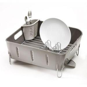 Simplehuman Égouttoir à vaisselle compact