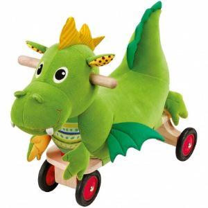 Wonderworld Porteur Puffy le dragon