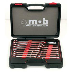Mob 9480015001 - 15 clés mixtes coffret plastique