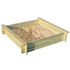 Amca Bac à sable Alix bois pour enfants