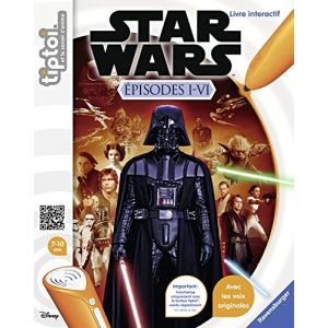 Ravensburger Tiptoi Livre : Star Wars Episodes I-VI