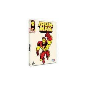Coffret Iron Man - L'intégrale 2 DVD