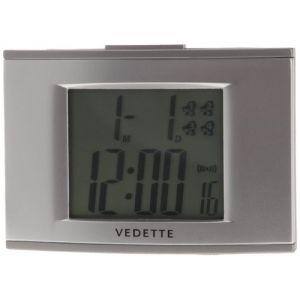 Vedette horlogerie VR30042 - Réveil parlant