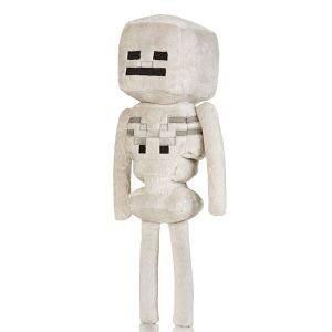 Jazwares Peluche Minecraft Skeleton 33 cm