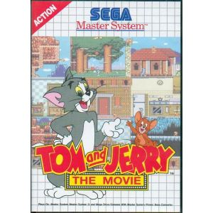 Tom & Jerry sur Master System