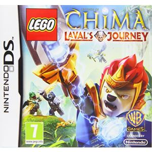 LEGO Legends of Chima : Le Voyage de Laval sur NDS