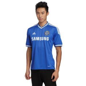 Adidas Z27633 - Maillot de foot à domicile Chelsea FC 2013/14 homme