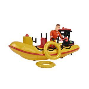 Simba Toys Bateau Neptune Sam le pompier