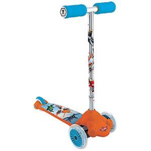 Mondo Patinette 3 roues Twist & Roll Planes