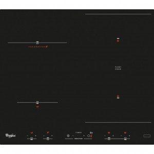 Whirlpool ACM 867/BAIXIL - Table de cuisson induction 4 foyers