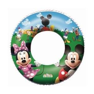 Bestway Bouée gonflable Mickey Club House (56 cm)