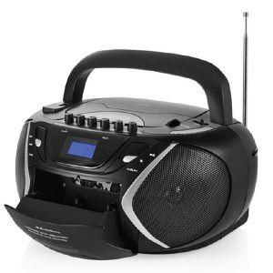 Audiosonic CD-1596 - Radio cassette et CD
