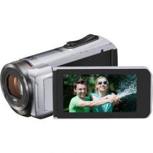 JVC Everio GZ-R310S - Caméscope