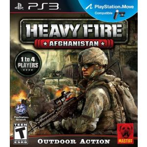 Heavy Fire : Afghanistan (PlayStation Move) sur PS3