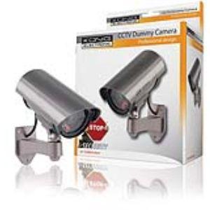 König SEC-DUMMYCAM30 - Caméra de surveillance factice