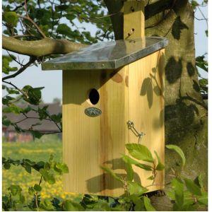 Esschert design Nichoir observatoire pour oiseaux