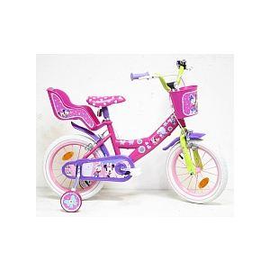 "Vélo fille Minnie 14"""