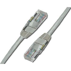 Sharkoon Câble réseau UTP Cat.6 droit 0,5 m
