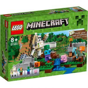 Lego 21123 - Minecraft : Le Golem de fer