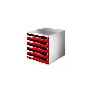 Leitz 5280-00-35 - Module de classement PS 5 tiroirs