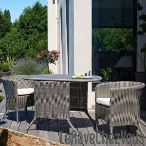salon de jardin encastrable comparer 90 offres. Black Bedroom Furniture Sets. Home Design Ideas